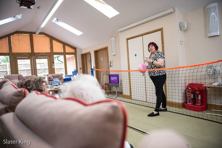 Why Staying Active & Stimulated Is A Key Nursing Home Policy At Stanfield