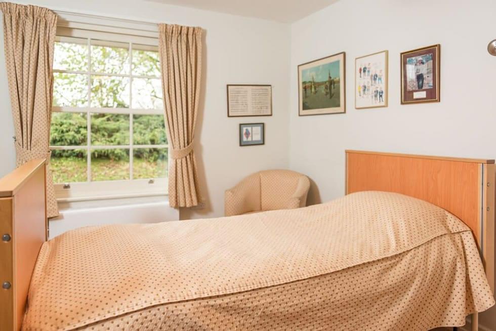 UK nursing home care