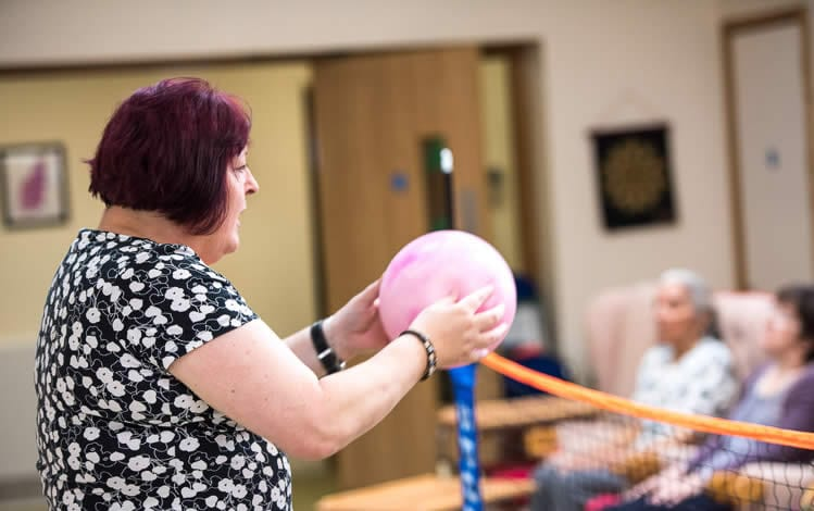 activities to do in a care home