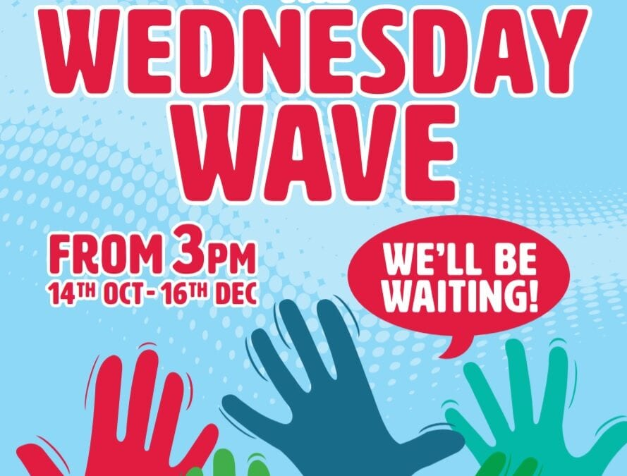 The Wednesday Wave Campaign | Combating Loneliness