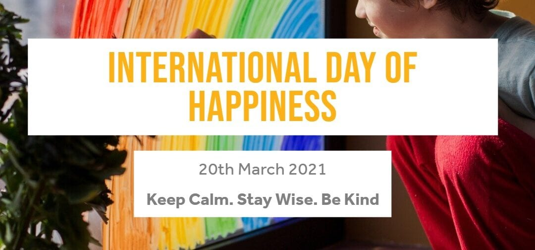 International Day of Happiness 2021 with Stanfield Nursing Home