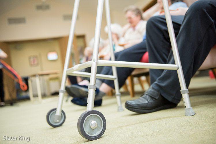 dementia nursing home